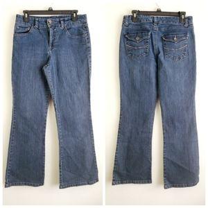 Code Bleu Brigitte Wide Leg Jeans